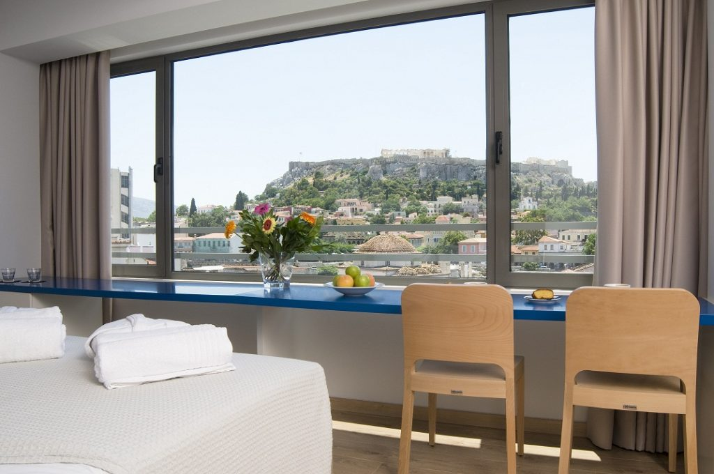 accommodation athens center - A for Athens Hotel