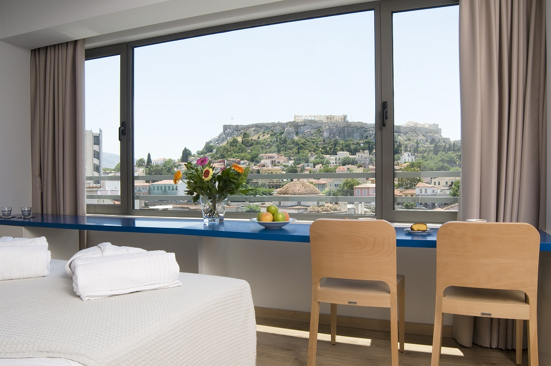 Junior Suite with Acropolis View