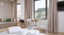 A for Athens Hotel |  Monastiraki Metro Station hotel | Athens historic center
